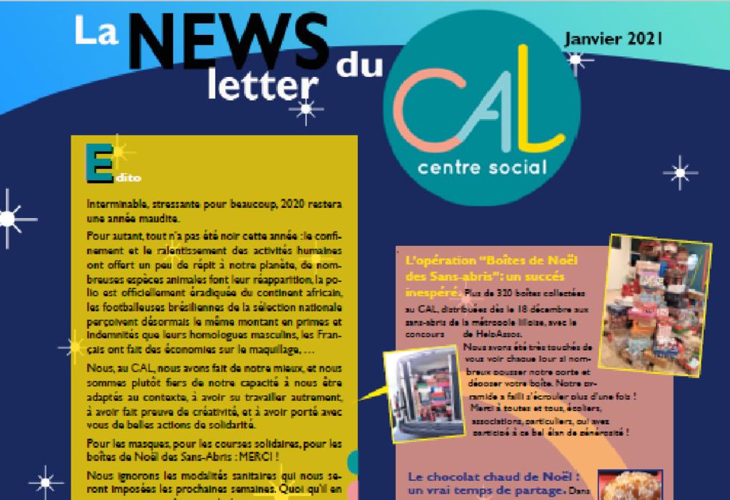 Aperçu newsletter janvier